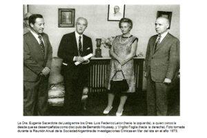 Fotografía Reunión Anual de la Sociedad Argentina de Investigaciones Clínicas