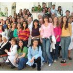 Fotografía del Grupo de alumnos asistentes al Curso de Cultivo de Tejidos Animales
